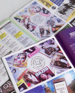Ideas on Paper Advert