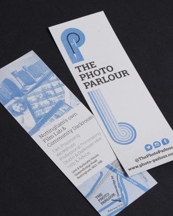 The Photo Parlour Branding